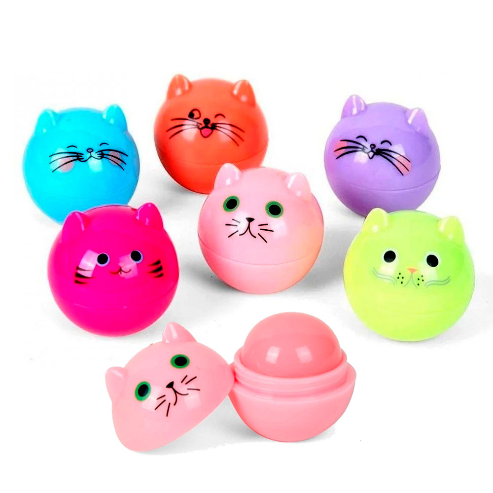 Hidratante Lip Balm Gato Bfashion