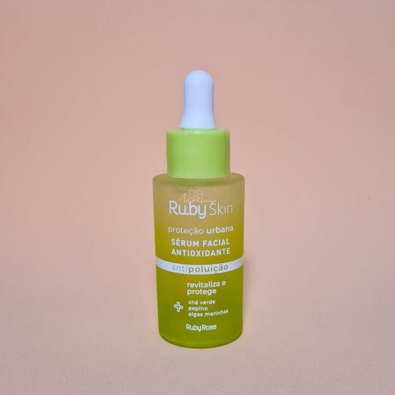Sérum Facial Antioxidante Proteção Urbana Ruby Rose